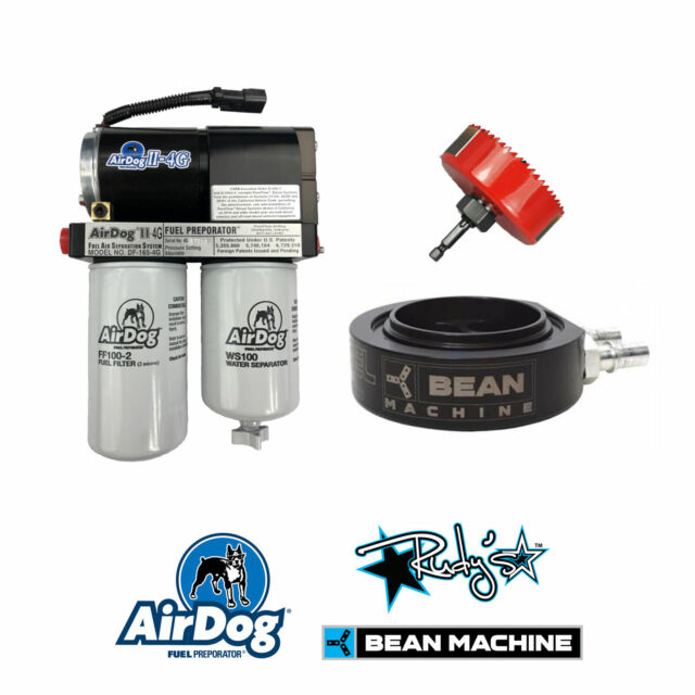 AirDog II 4G 100 GPH Fuel Lift Pump & Sump For 2005-2018 Dodge Cummins  Diesel