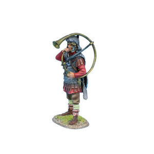 ROM215 Imperial Roman Legio XIIII GMV Cornicen by First Legion