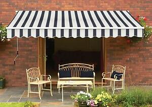 Charmant Wall Mounted Manual Retractable Awning 3 Sizes 5