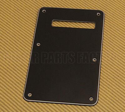 PG-8556-L0B Left-Handed Lefty 3-ply Black Back Plate Stratocaster//Strat