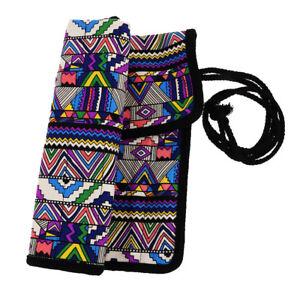 Artist-Paint-Brushes-Storage-Case-Roll-Up-Pen-Holder-Canvas-Bag-Organizer