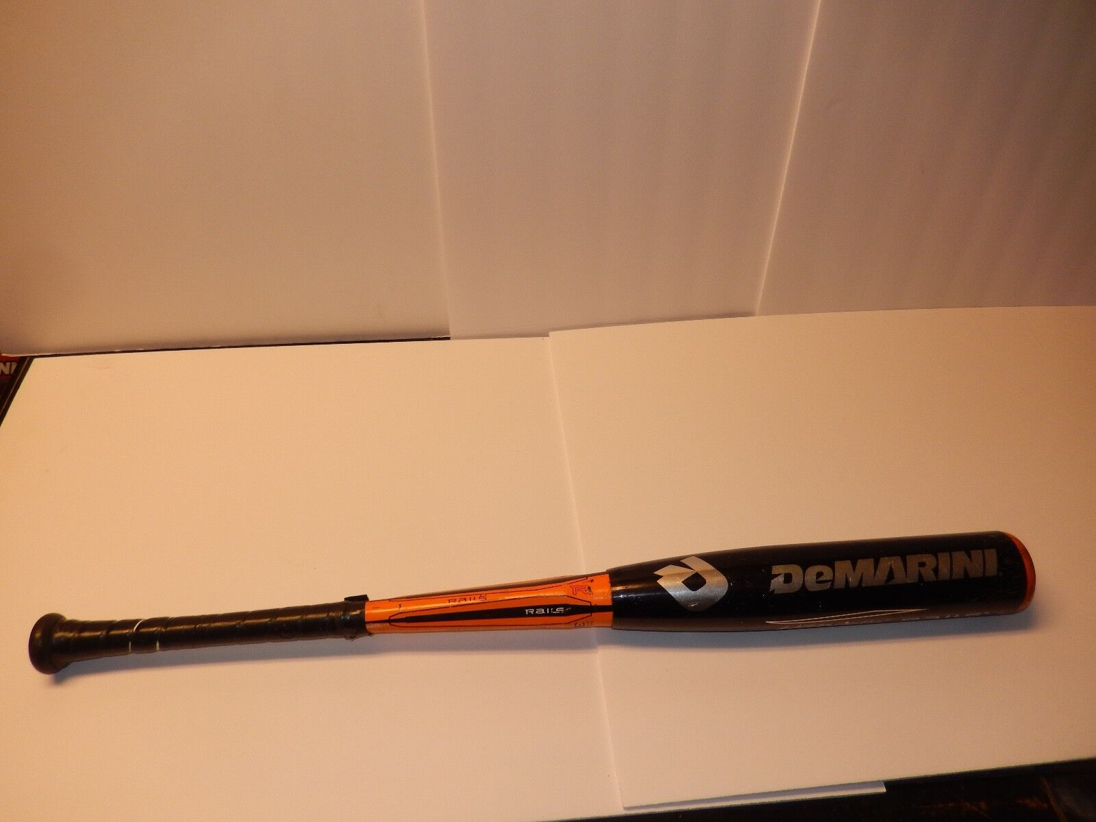 DeMarini Vendetta Rails SC4 Baseball Bat 31in. 28oz. Half+Half (-3) 31 28