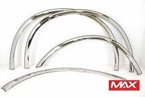 FTFD215-1999-2007-Ford-F250-F350-F450-SD-Super-Duty-Dually-Stainless-Fender-Trim