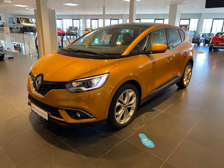 Renault Scenic IV Billede 7