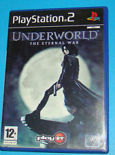 Underworld - The Eternal War - Sony Playstation 2 PS2 - PAL