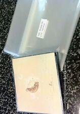 100 Pcs Double CD Jewel Case Resealable Cello//Cellophane Bags by