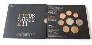 Pays-Bas 2007 Coffret BU Euro - 8 pièces de 1 cent à 2 euro