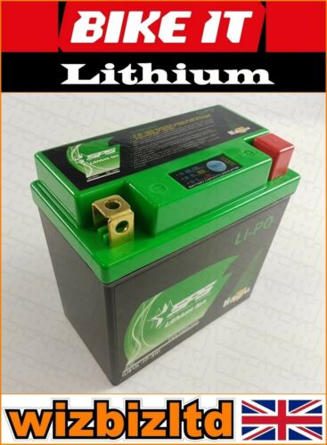 Lithium Ion Motorcycle Battery Aprilia 1995-1999 Moto 6.5 LIPO12F CC: 650