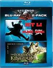 Black Mask & Forbidden Kingdom 2pc With Jet Li Blu-ray Region 1 031398128939