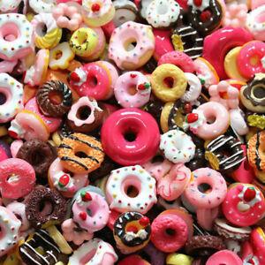 50Pcs-Lot-Cute-Food-Candy-Scrapbooking-Flatback-Cabochons-DIY-Craft-Kit-Supplies