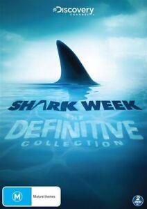 Shark-Week-The-Definitive-Collection-DVD-2012-2-Disc-Set