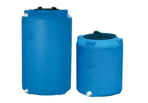 CORDIVARI serbatoio//cisterna in polietilene 350 lt verticale stoccaggio acqua