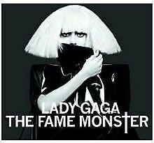 The-Fame-Monster-Deluxe-Edt-von-Lady-Gaga-CD-Zustand-gut