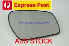 RIGHT DRIVER SIDE FORD FOCUS 6//2005-4//2008 MIRROR GLASS WITH BACK PLATE
