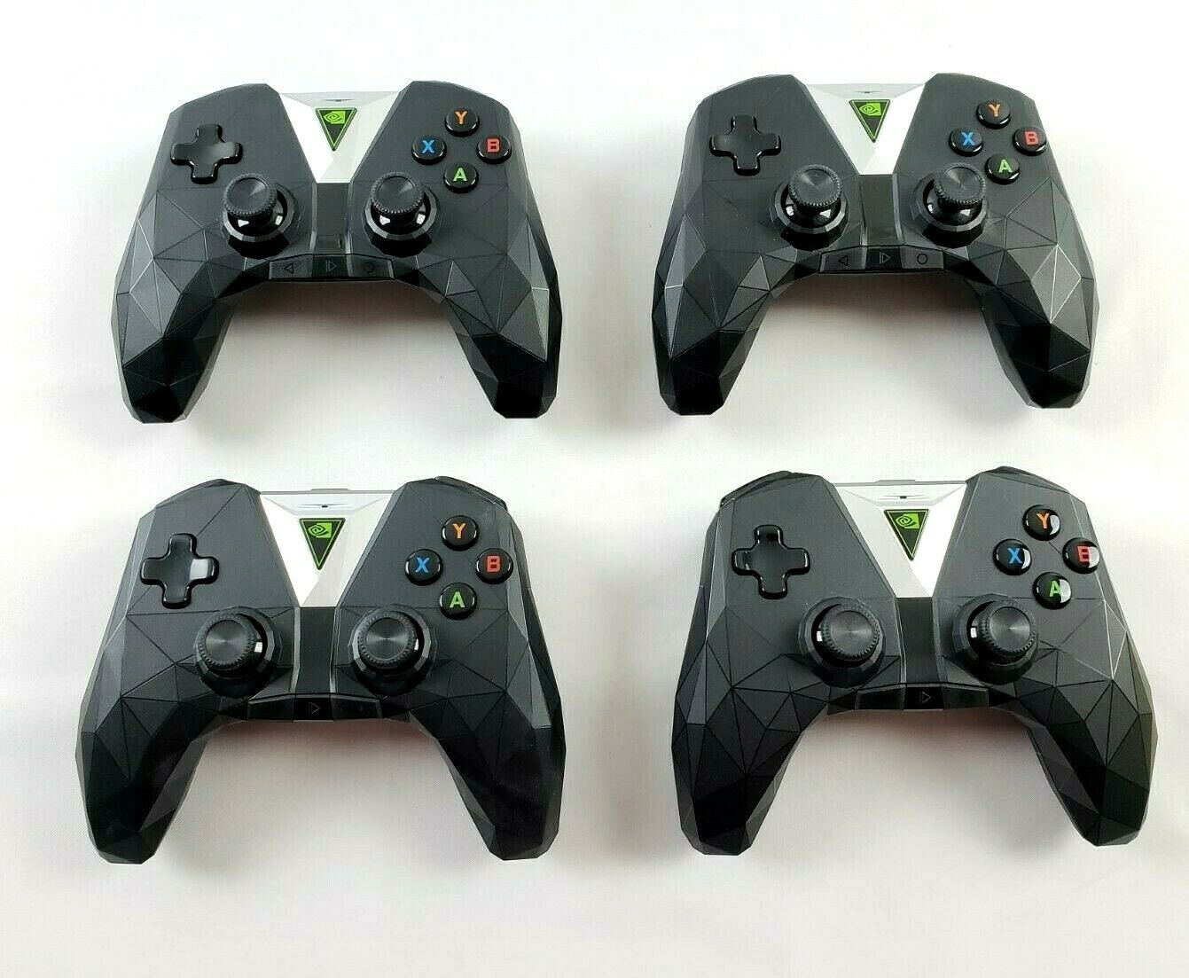 (Lot of 4 for Parts!) Nvidia Shield Gamepad Controller P2920