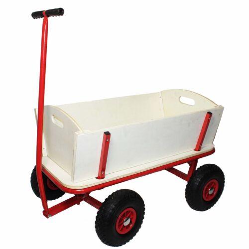 Profi Bollerwagen Handwagen Gartenwagen Rollwagen Transportwagen