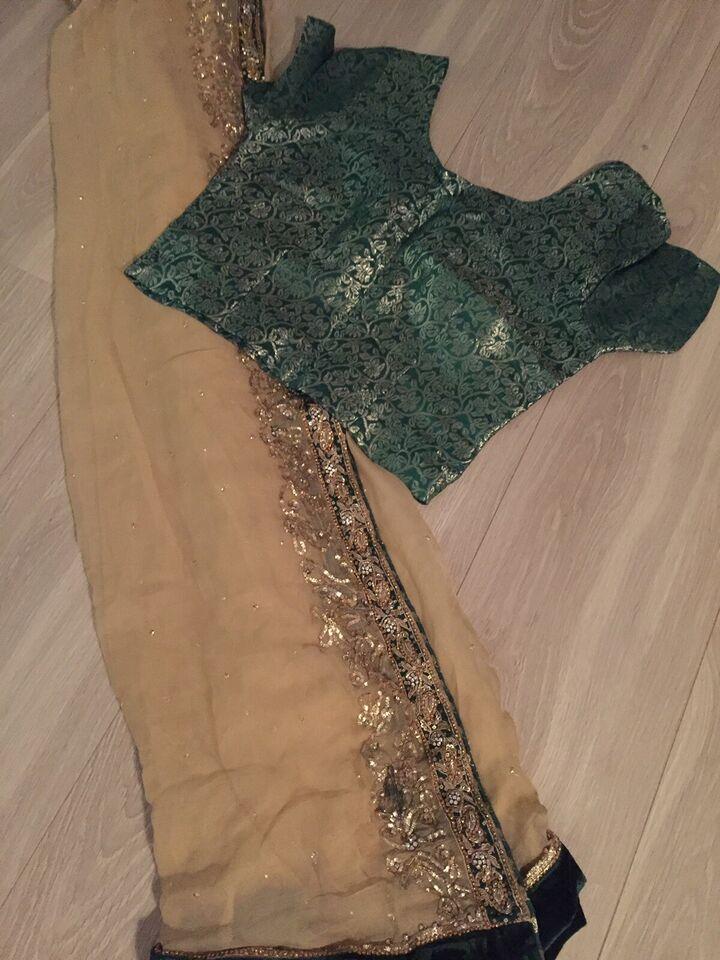 Anden kjole, Indisk , str. S