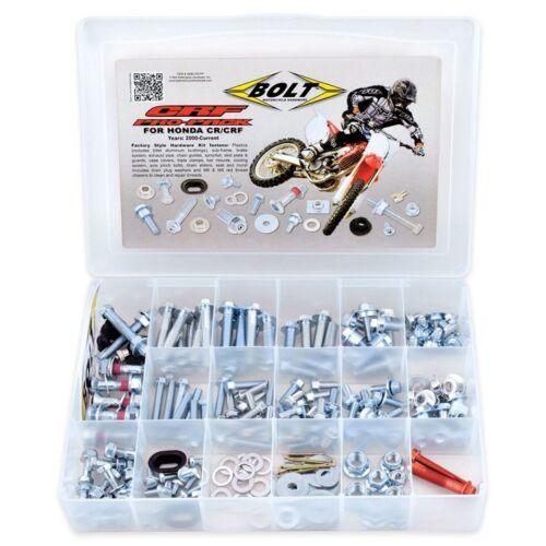 Nuts /& Bolts Pro-Pack Hardware Kit Bolt Fits Honda CRF230-F CRF230-L  etc