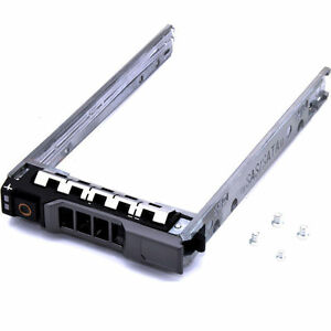 """New Dell 2.5/"""" G281D KG7NR G176J SATA SAS Tray Caddy R720 R710 R610 R410 T710"""