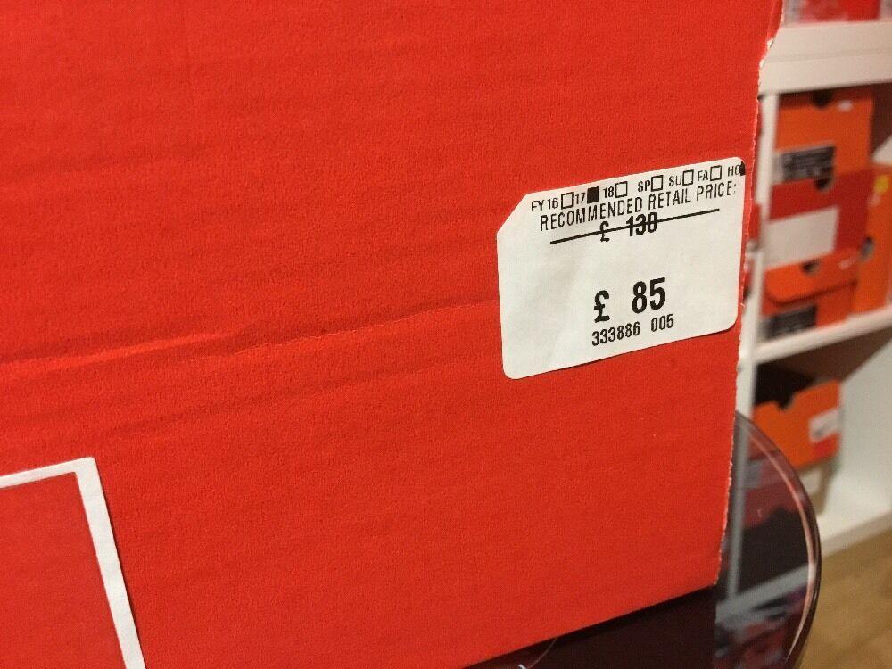 Nike Air Penny II ~ 333886 005 ~ ~ U.K. Size 6 ~ 005 Euro 39 87548b