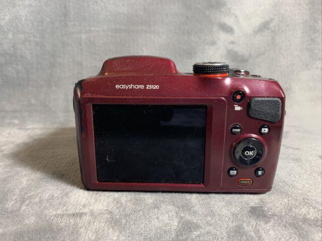 Kodak Easyshare Z5120 16 0mp Digital Camera Black For Sale Online Ebay