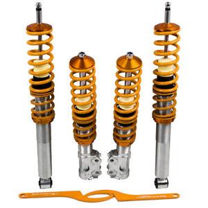 Fit-Volkswagen-VW-Golf-Rabbit-MK2-MK3-16V-JETTA-Suspension-Kit-Steet-Coilovers