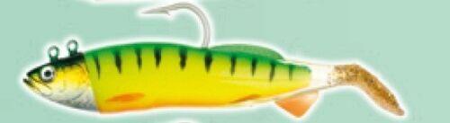 Behr Gummifisch Deep Sea Racer für Norwegen /& Island Gummifische Dorsch Heilbutt