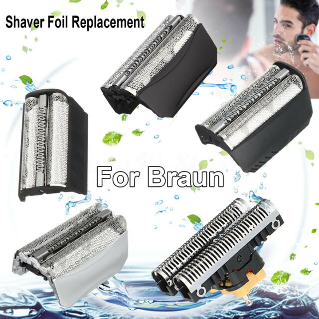 🌟Shaver Foil Replacement / Cutter Blades For Braun 3&5 Series 30B 31B 51B 51S🌟