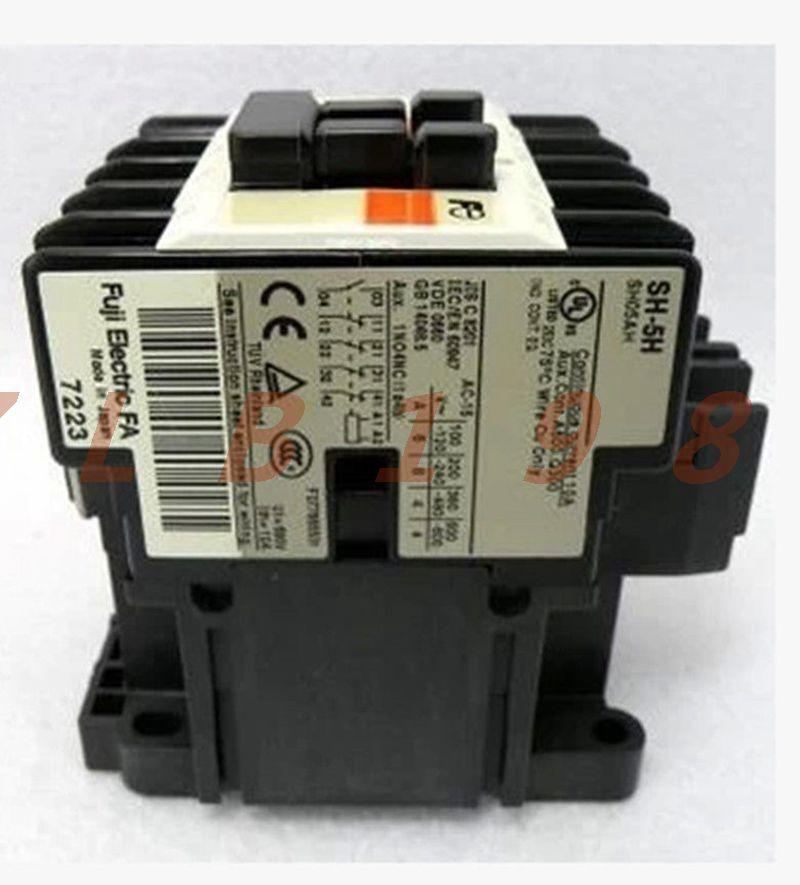 ONE NEW- Fuji relay SH-5H AC110V AC220V