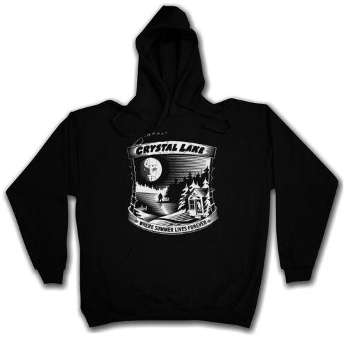 Forever Friday Summer Hooded The 13 Sweatshirt Freitag Jason Lives Where Hoodie x4wTq