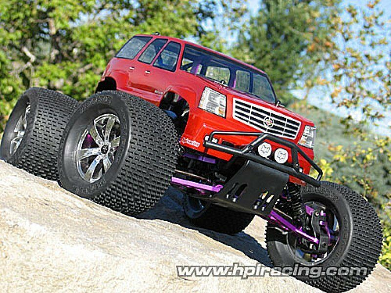 HPI ADILLAC® ESCALADE BODY (SAVAGE 200mm WB 255mm)  OZRC