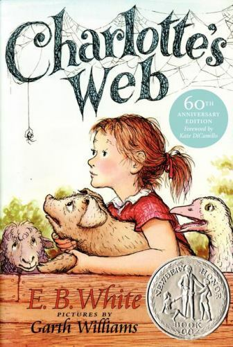 Charlotte s Web Trophy Newbery E. B. White Paperback Used - Acceptable - $5.59