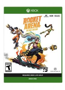 🎮 ROCKET ARENA MYTHIC EDITION for XBOX ONE Brand New & Sealed 4K Ultra HD