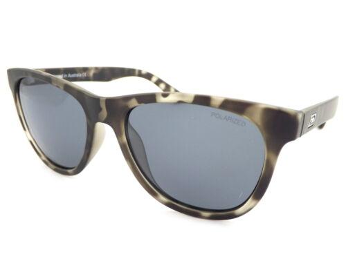 Grey Polarized 53498 Dirty Dog Polarised Teko Sunglasses Satin Olive Tortoise