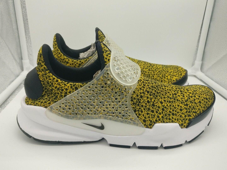 Calcetín de Nike Dart Qs Reino Negro Unido 7 Universidad Oro Negro Reino Blanco 942198700 738144