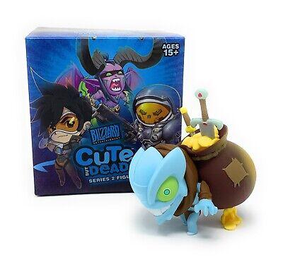 Blizzard Cute But Deadly Series 2 3-Inch Mini-Figure TREASURE GOBLIN