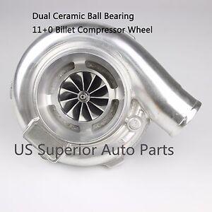 GT35-GTX3576R-Upgrade-Universal-Dual-Ceramic-Ball-Bearing-Turbo-A-R-63-Vband