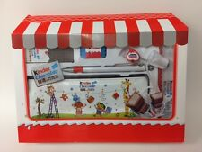 Kinder Surprise Stationery School Kit KIds Pencil Case CHINA 2016 Very Rare