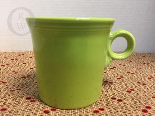 NEW*Fiestaware*Fiesta Ware*CHARTREUSE*Mug//Cup 17288N S159