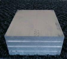 4 Pc 6061 Aluminum 5 X 4 X 4 Long New Solid Plate Flat Stock Bar Block 12