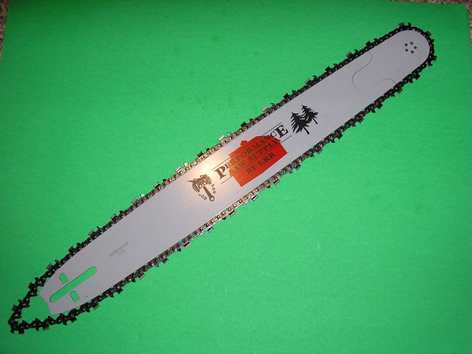 HOMELITE súper XL, XL12, 330, 360, 24  Bar & Cadena 3 8  Pitch, .050 calibre 81 DL