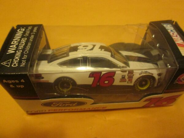#16 Ford Performance 2016 Fusion Limited Edition Nascar 1:64 Stock Car New
