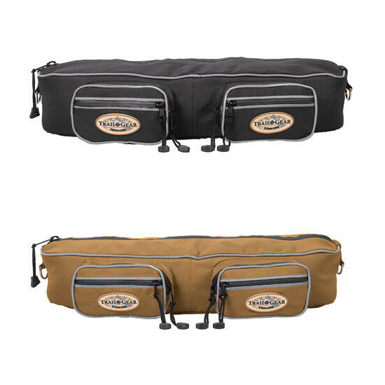 Weaver Leather Trail Gear Cantle Tasche