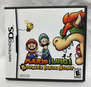 Case-Only-Mario-amp-Luigi-Bowser-s-Inside-Story-Nintendo-DS-2009-No-Game