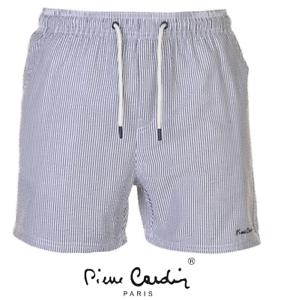 8b0f8fda03 Image is loading PIERRE-CARDIN-Mens-Designer-Swimming-Shorts-Trunks-Navy-