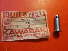 KAWASAKI NOS OEM REAR BRAKE ROD PIN KZ 900 1976 1977 Z1 1973-1975 # 92043-095