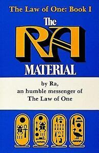 The Ra Material : An Humble Messanger of The Law of One by Carla L   Rueckert, Jim McCarty and Don Elkins (1997, Paperback)
