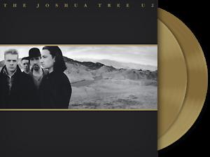 U2-Joshua-Tree-5749844-180g-MP3s-LIMITED-EDITION-New-Gold-Colored-Vinyl-2-LP