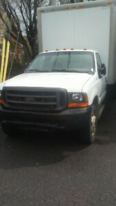 FORD CUBE F550 514-839-8523