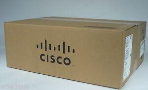 New-Sealed-Cisco-2821-C2821-VSEC-CCME-K9-NME-X23ES-1G-P-AIM-VPN-SSL2-PoE-AdvIP